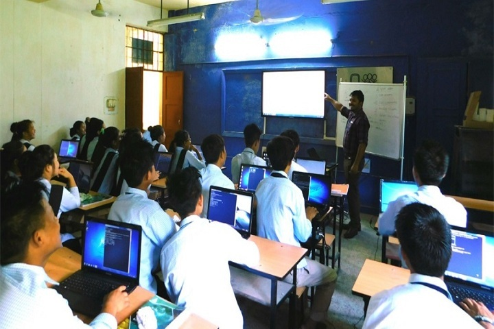 Jawahar Navodaya Vidyalaya-Smart Class