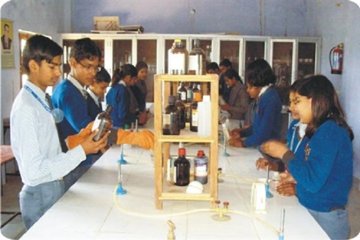 The God Institution Of Education Senior Secondary School-Science lab