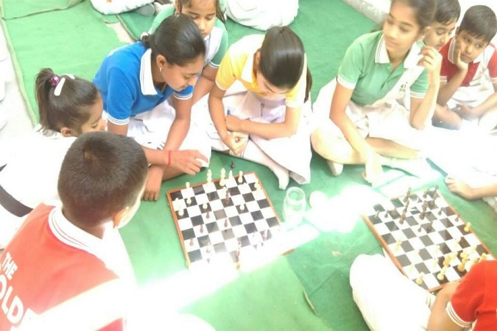 The Golden Era Public School-Indoor Games