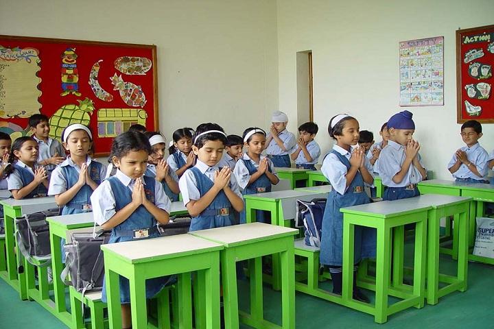 The Gurukul-Classroom