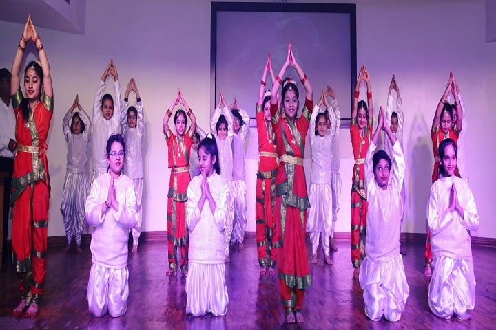 The Gurukul-Cultural event
