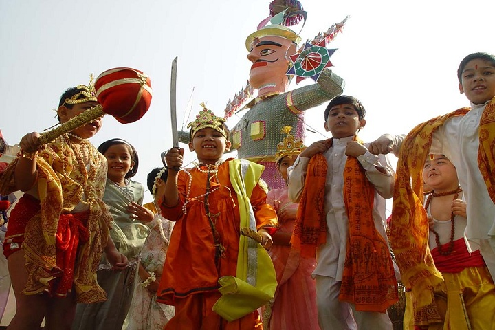 The Gurukul-Diwali Celebrations