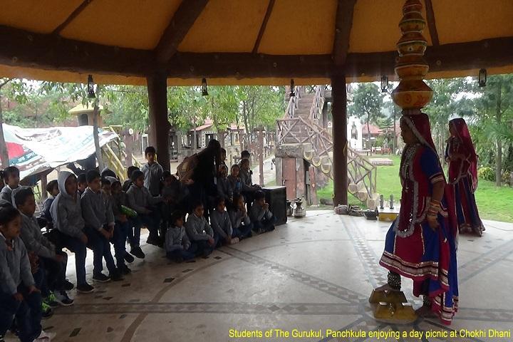 The Gurukul-Educational tour