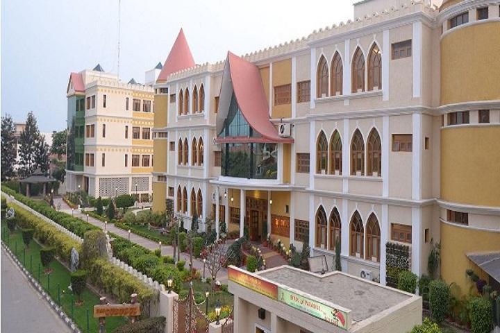 The Gurukul-School Building