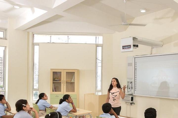 The HDFC School-Classroom