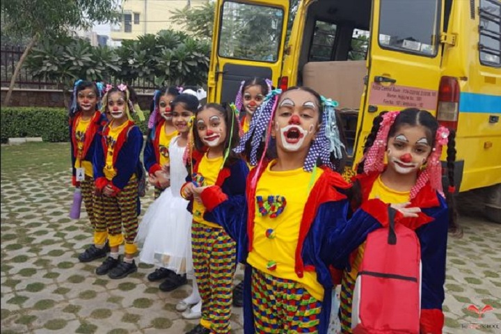 The HDFC School-Inter school competition
