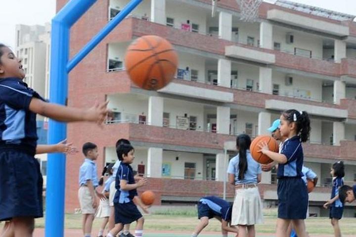 The HDFC School-Sports