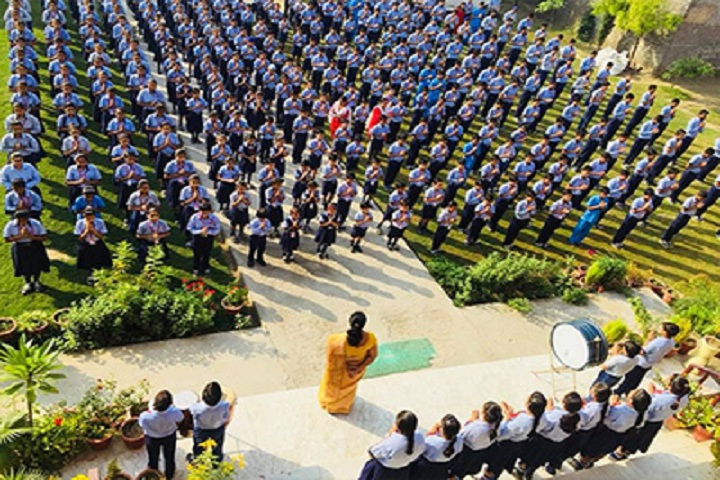 The Heritage Convent School-Assembly
