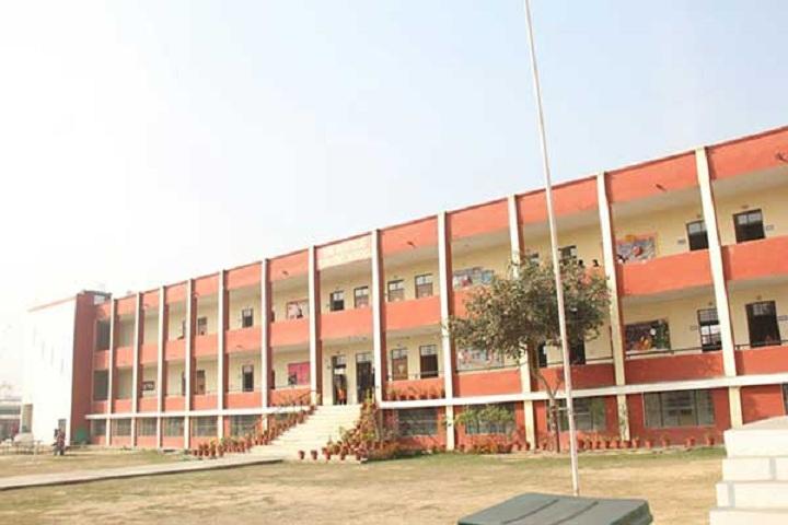 The Heritage Convent School-School Building