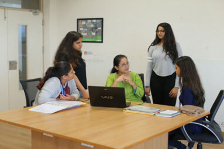 Heritage Xperiential Learning School-Student Counselling