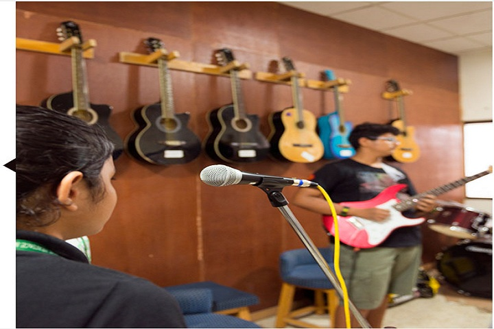 Heritage Xperiential Learning School-Music room