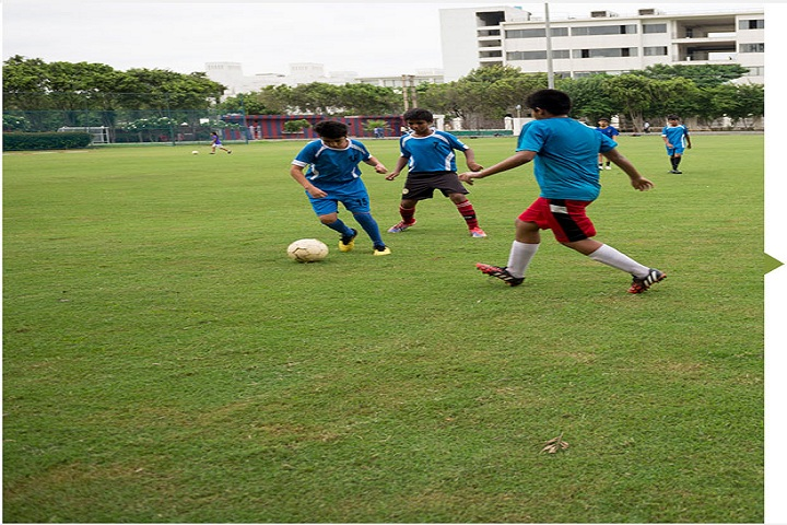 Heritage Xperiential Learning School-Sports