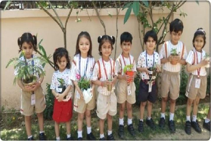 The Maurya School-Earth day