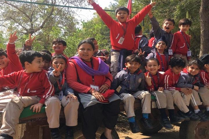 The Maurya School-Educational tour
