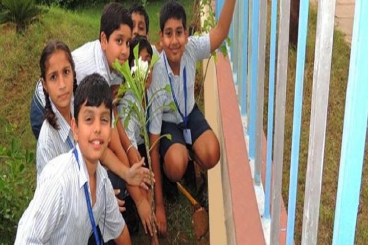 The Millennium School-Green day