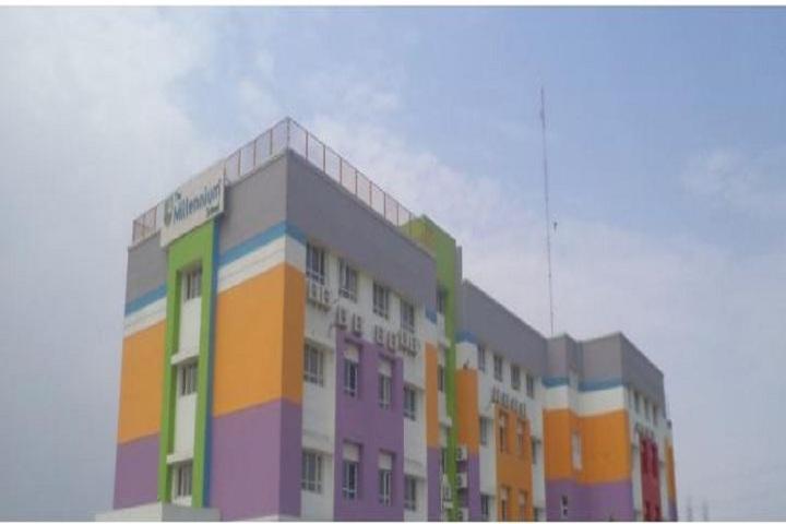 The Millennium School-School building