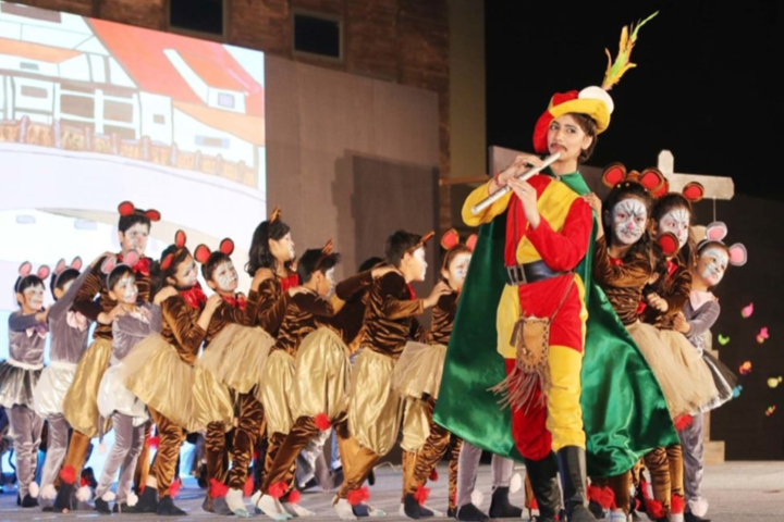 Paras World School India-Annual Day Celebrations