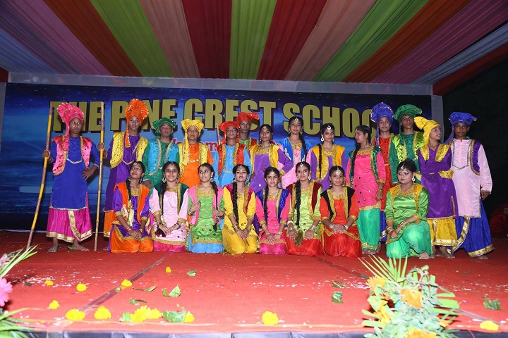 The Pine Crest School-Annual day