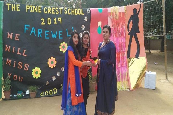 The Pine Crest School - Farewell