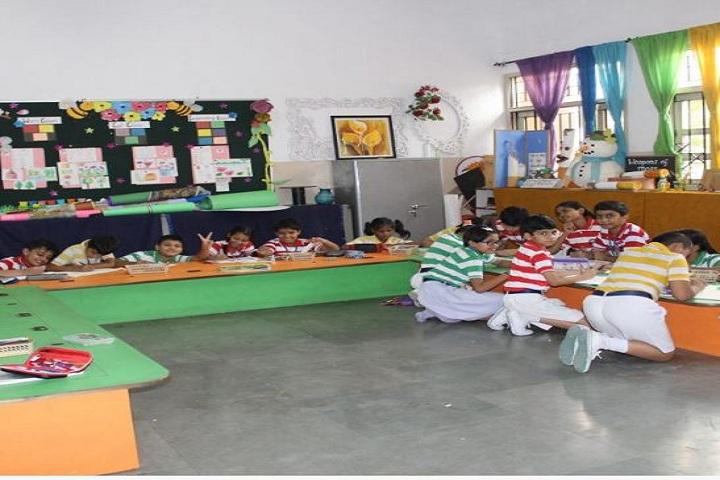 The S D Vidya School-Art