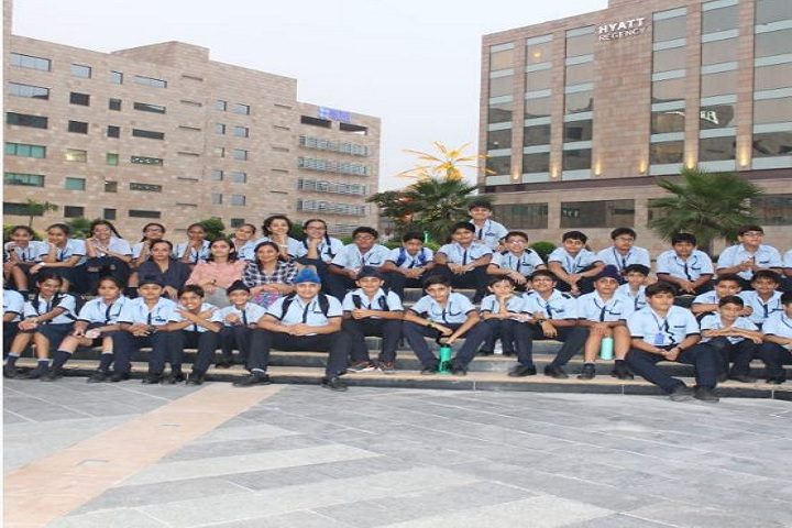 The S D Vidya School-Excursion