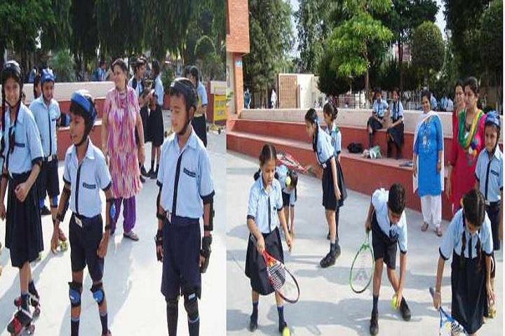 The S D Vidya School-Sports