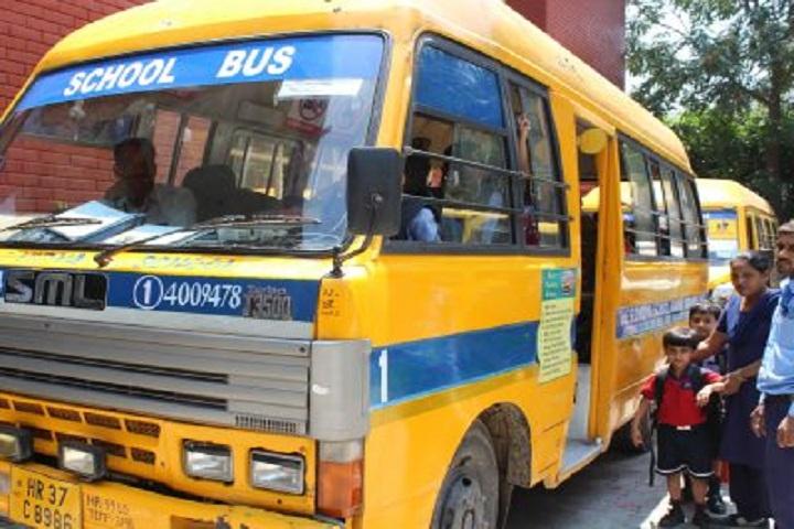 The S D Vidya School-Transport