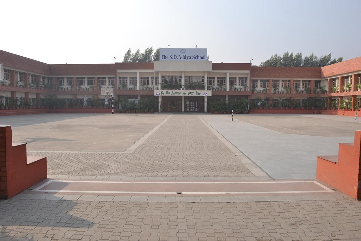 The S D Vidya School - Campus View