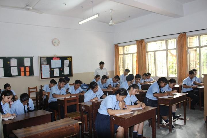 The S D Vidya School - Classroom
