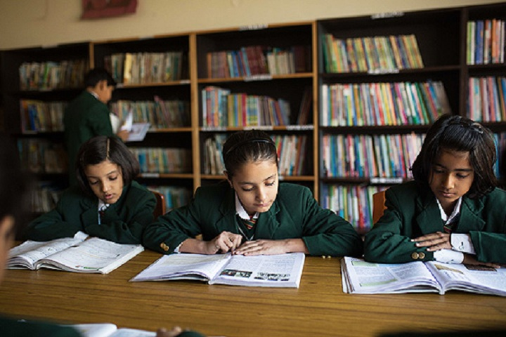The Shikshiyan School-Library