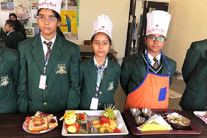 The Shikshiyan School-Smart-Cookery Club