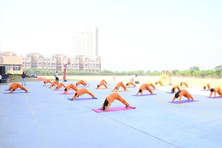 The Shikshiyan School-Smart Yoga