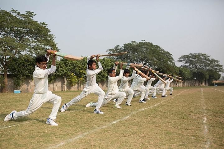 The Shikshiyan School-Cricket