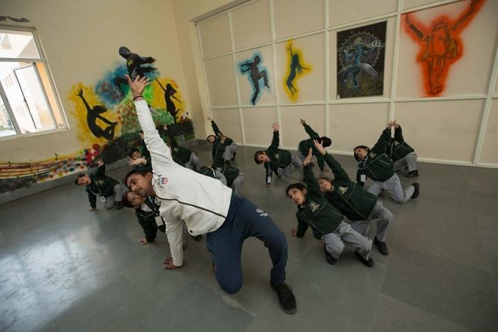 The Shikshiyan School-Dance Class