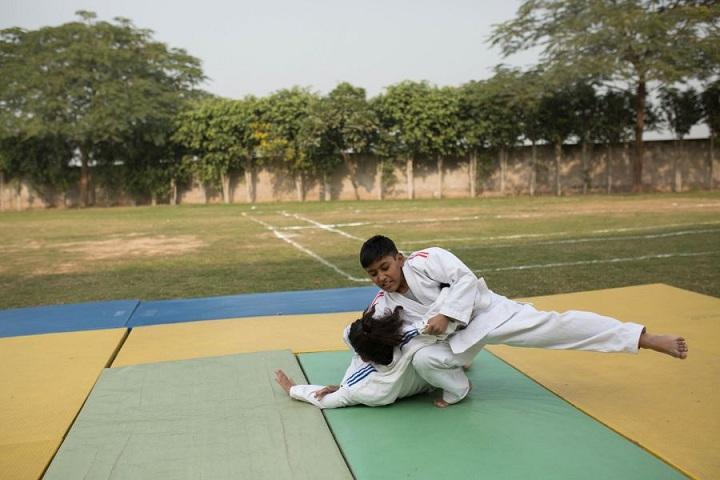 The Shikshiyan School-Karatea