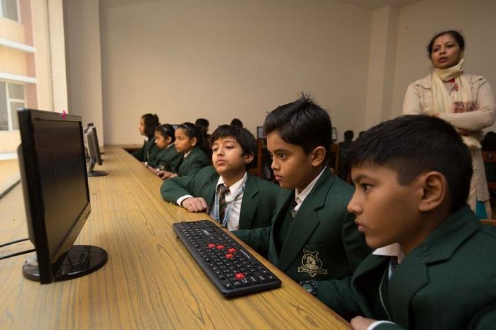 The Shikshiyan School-Language lab