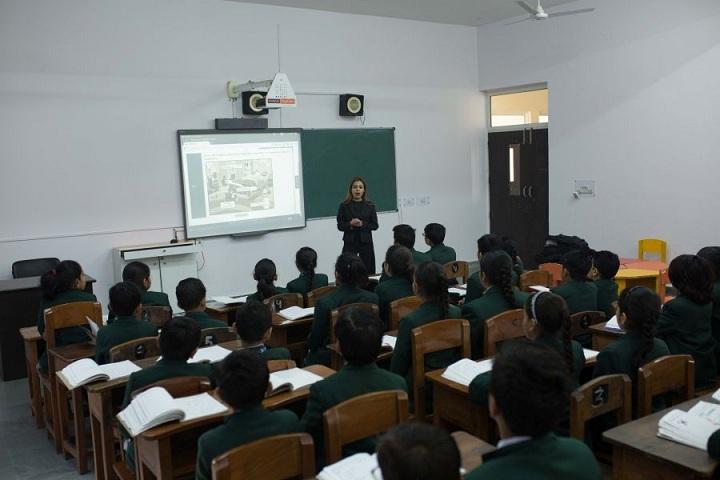 The Shikshiyan School-Smart Classroom