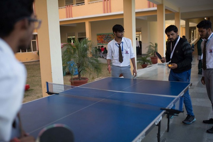 The Shikshiyan School-Table Tennis