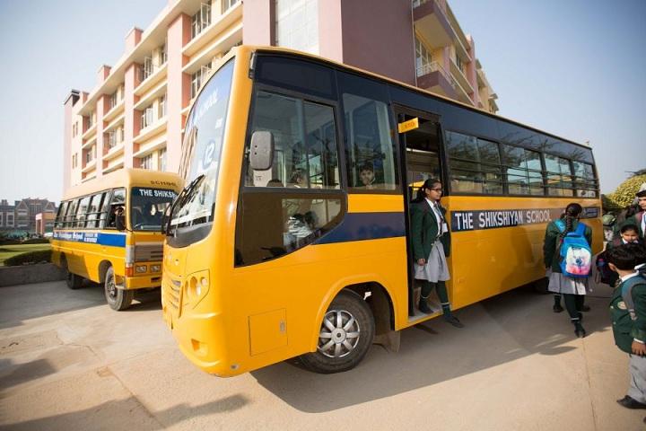 The Shikshiyan School-Transport