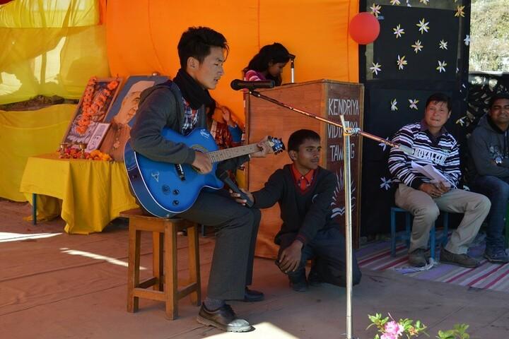 Kendriya Vidyalaya-Music Competition