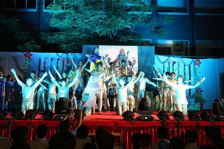 Triveni Memorial Senior Secondary School-Summer Bonanza