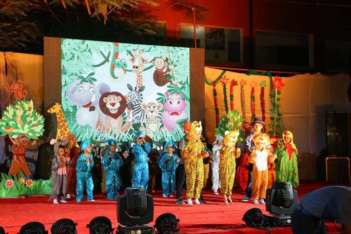 Triveni Memorial Senior Secondary School - Fancy Dress Event