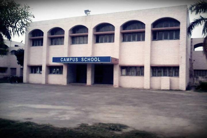 University Campus School - Campus View