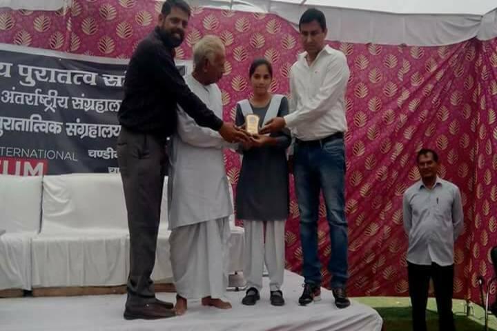 University Senior Secondary Model School-Awards