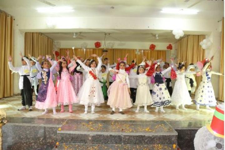 V M Senior Secondary School-Annual day