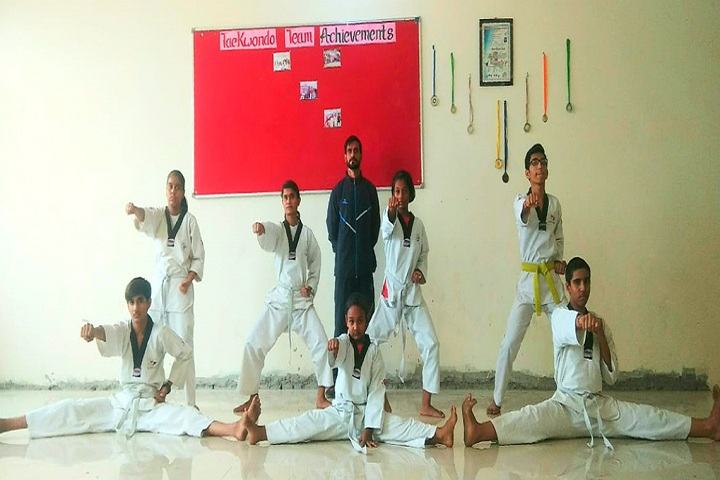 V M Senior Secondary School-Self Defence