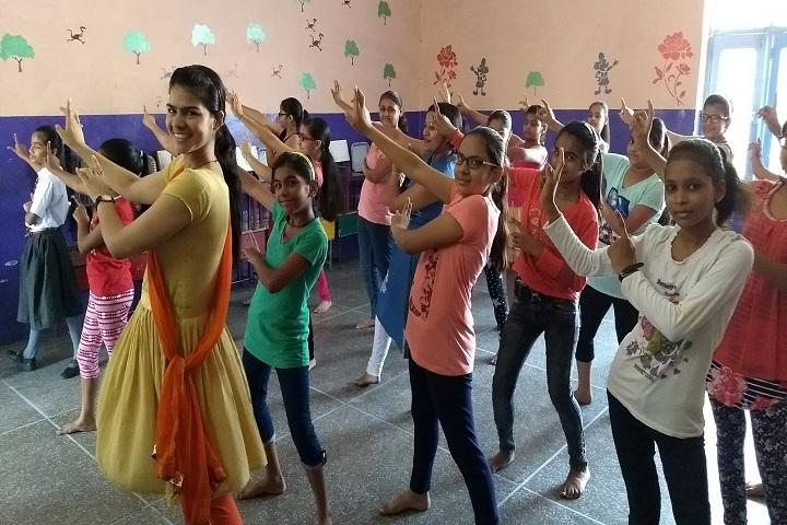Vaish Model Senior Secondary School-Dance Room