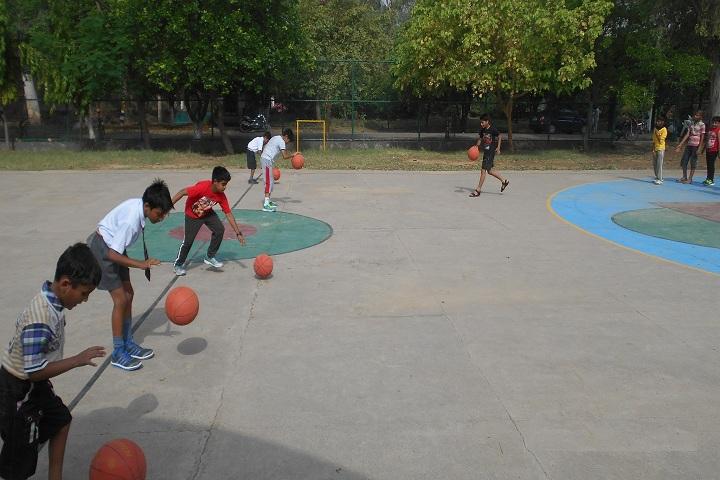 Vaish Model Senior Secondary School-Sports