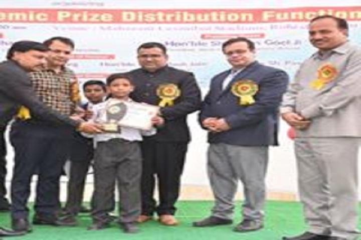 Vaish Public School-Award