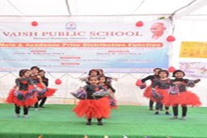 Vaish Public School-Dance